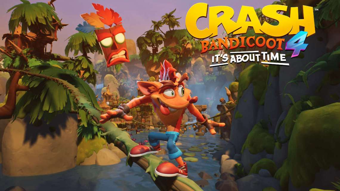 Crash Bandicoot 4: It´s About Time – Neuer Gameplay Trailer