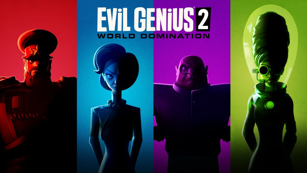 Evil Genius 2: World Domination – 10 Minuten Gameplay Commentary
