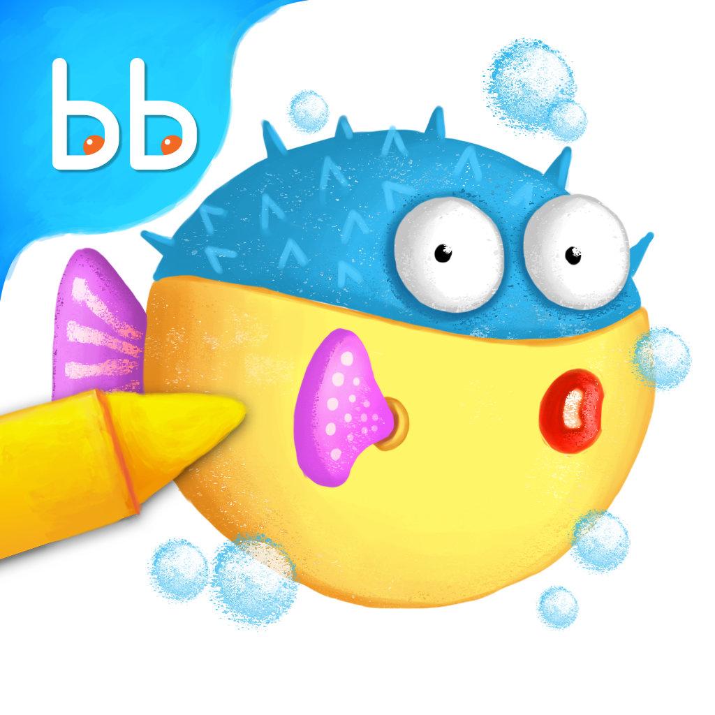 Tabbydo Sea Animals Color Book Free