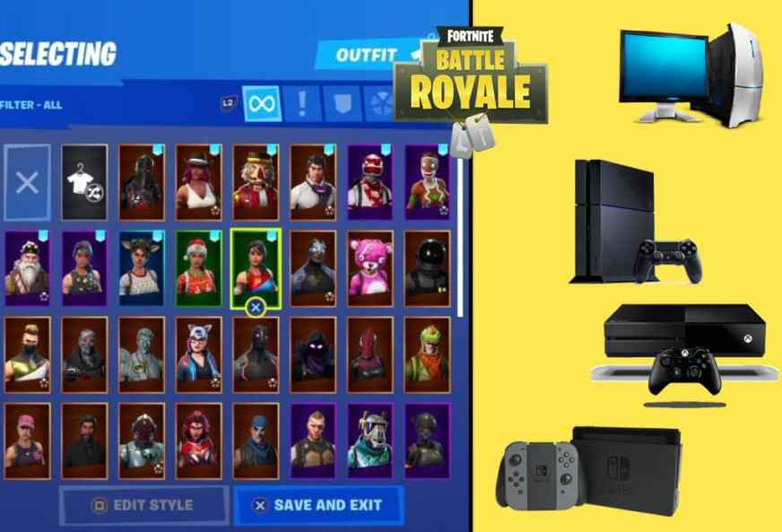 Fortnite Account Merging Instructions - Game Life