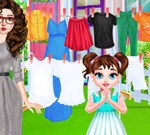 Baby Taylor Caring Story Laundry