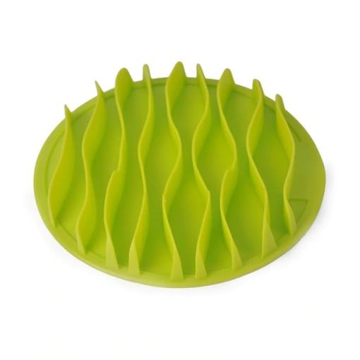 gamelle anti glouton jungle design verte