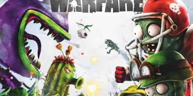 gamelover Pflanzen gegen Zombies Garden Warfare