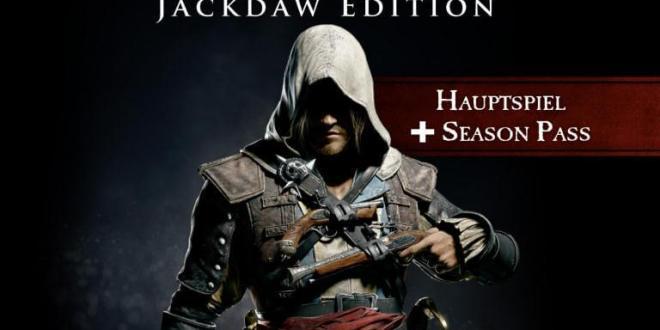 gamelover Assassin's Creed IV Black Flag Jackdaw Edition