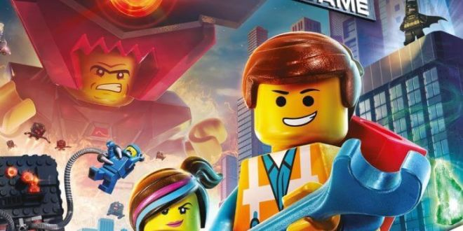 gamelover The LEGO Movie Videogame