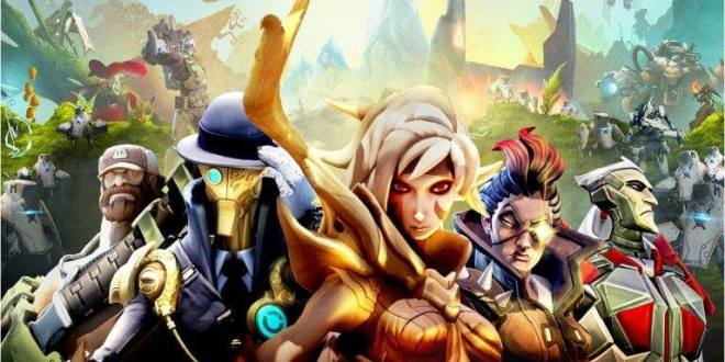 gamelover Battleborn