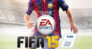 gamelover FIFA 15 Cover