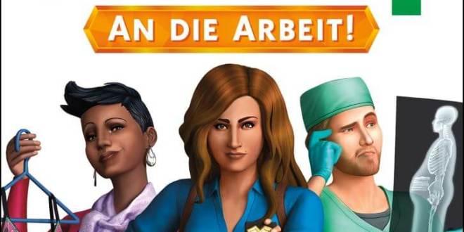 gamelover Die Sims 4 An die Arbeit