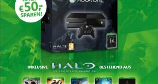 gamelover XboxOne HALO Bundle Ostern