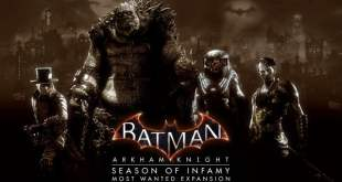 gamelover Batman: Arkham Knight