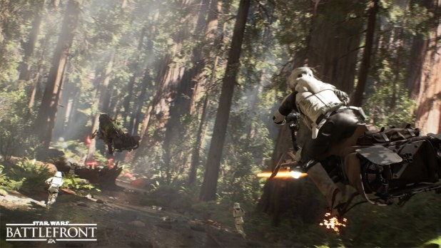 gamelover Star Wars Battlefront Screenshot 2