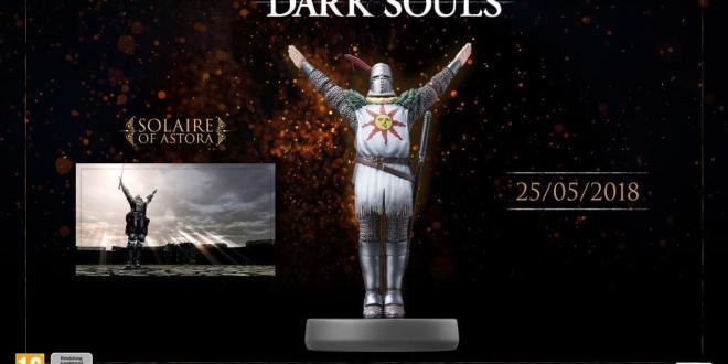 gamelover Amiibo Dark Souls Remastered