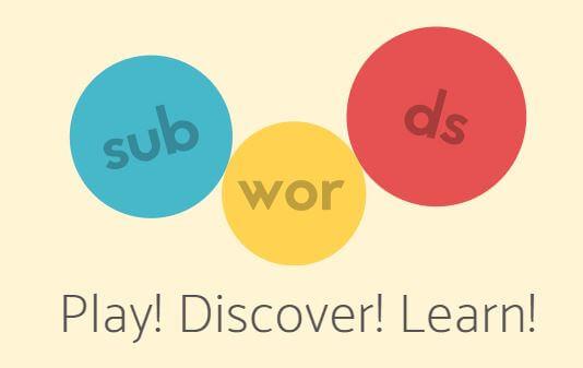 Subwords – Neues Spiel aus Österreich für iPhone und iPad [VIDEO]