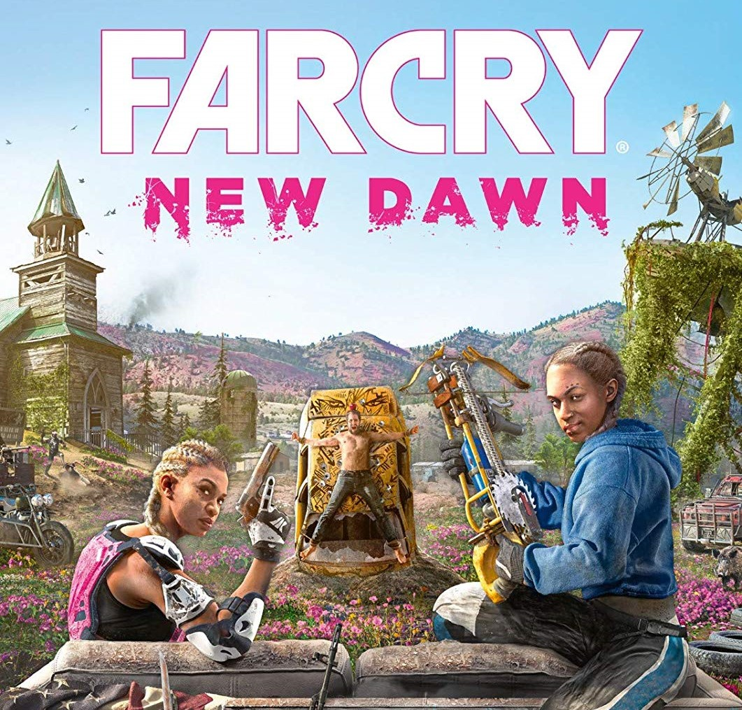 Ubisoft bring Far Cry in die Post-Apokalypse mit Far Cry New Dawn [VIDEO]