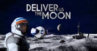 Deliver us the moon Cover