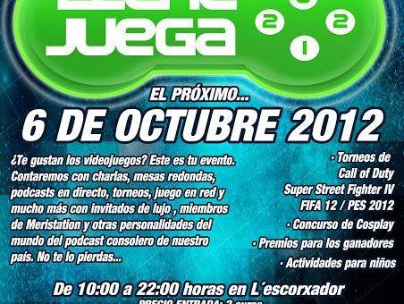 [#ElcheJuega] Cartel definitivo del evento