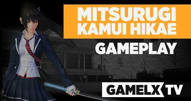 MITSURUGI KAMUI HIKAE – Gameplay Comentado Español