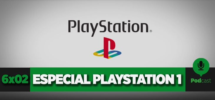 GAMELX 6×02 – Especial PlayStation 1