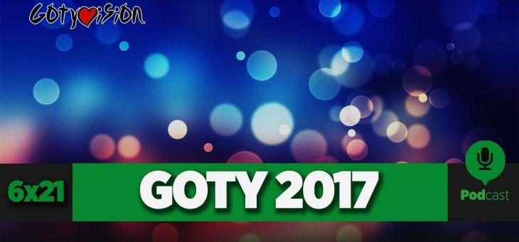 Mejor juego del año 2017 (GOTY)