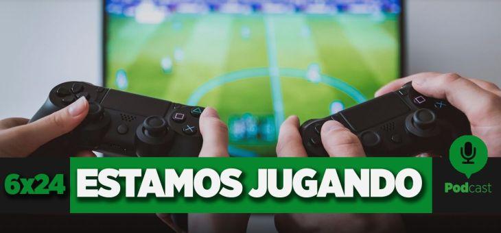 GAMELX 6×24 – Estamos Jugando + Visita a PS Talents Valencia
