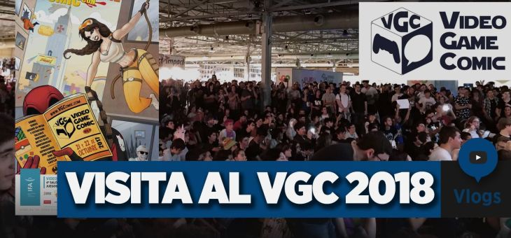 Visita al VGC 2017 | Video Game Comic Alicante 2017 | Blog