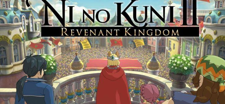 Análisis: NI NO KUNI 2, el renacer de un reino