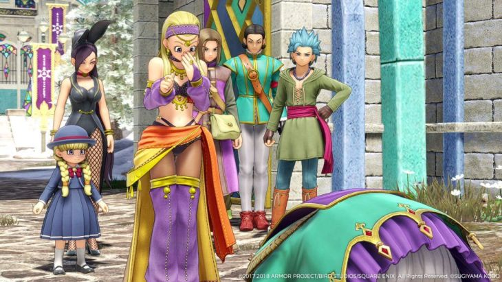DragonQuestXI Review005