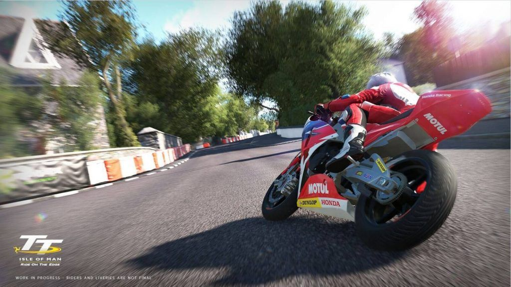 TT Isle of Man Game It