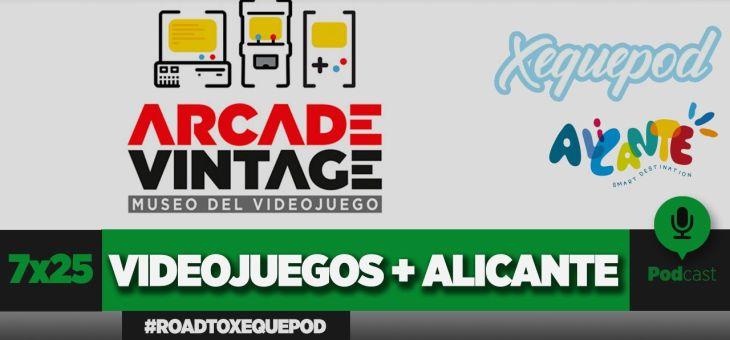 Museo del Videojuego + Videojuegos desarrollados en Alicante #RoadToXeQuePod | GAMELX 7×25