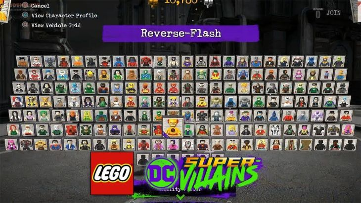 lego dc super villain 47