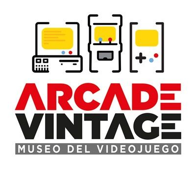 Logo Museo arcade vintage Ibi Alicante