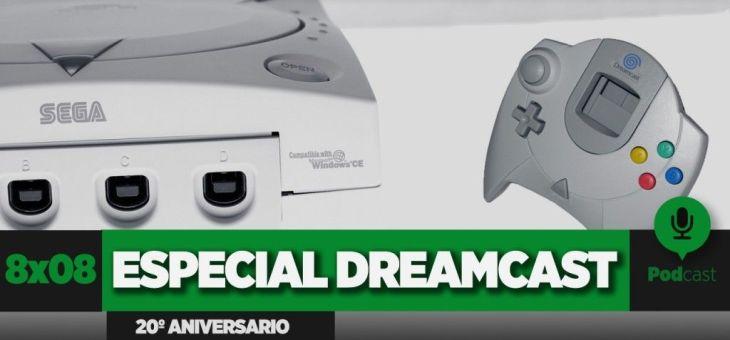 Especial SEGA Dreamcast (20º Aniversario) | GAMELX 8×08