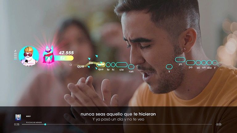 Lets Sing 2020 TeEchoDeMenos