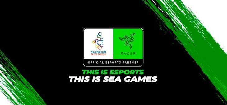 Razer se prepara para los juegos del sudeste asiático 2019
