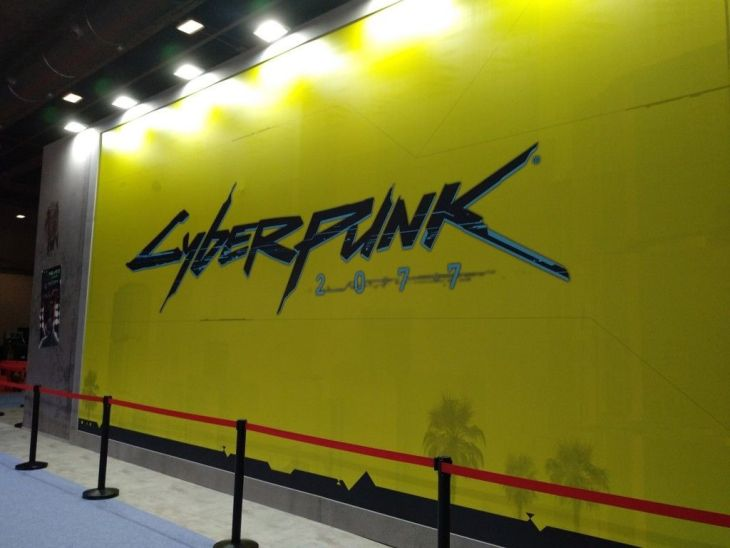 cyberpunk madrid games week