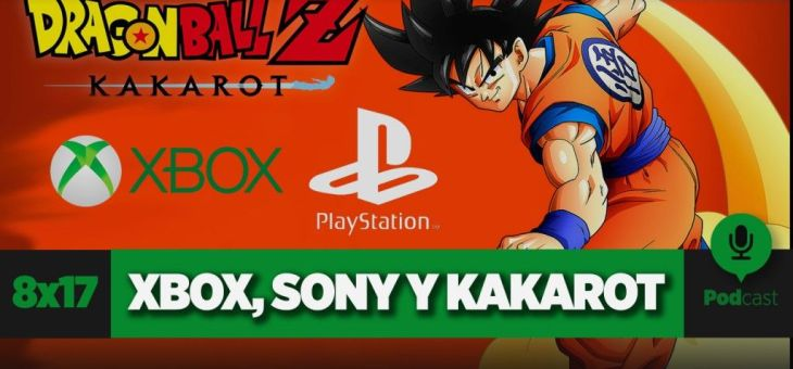 XBox y sus exclusivos, PlayStation y el E3 y Dragon Ball Z: Kakarot | GAMELX 8×17
