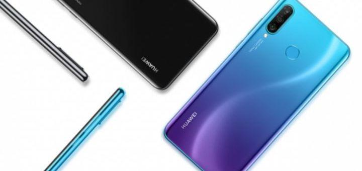 Huawei lanza el Huawei P30 lite con 256GB de memoria