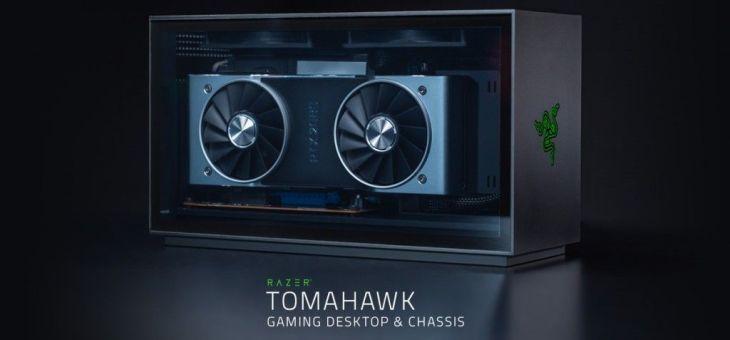 Razer redefine los equipos de sobremesa: Razer Tomahawk