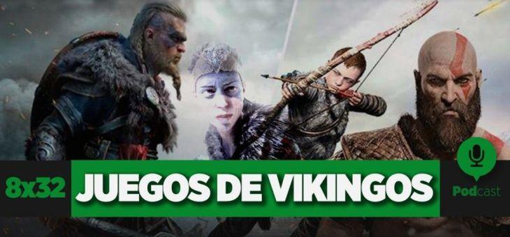 Especial Juegos de Vikingos o de la mitología nórdica | 8×32