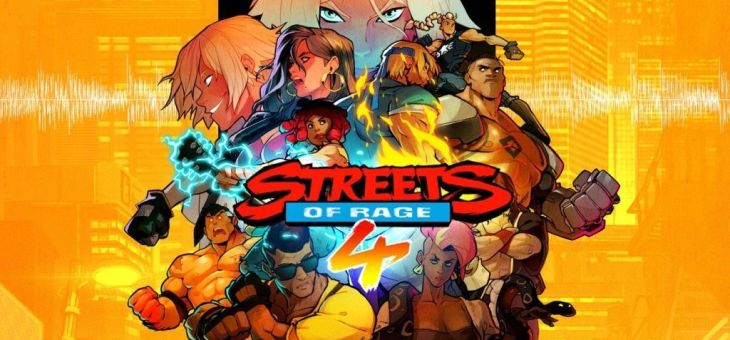 Análisis: Streets of Rage 4