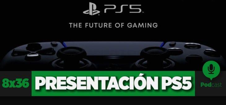 Presentación de la PS5. El futuro de los videojuegos