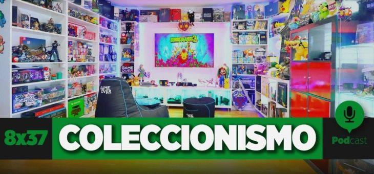 Debate sobre el coleccionismo (con @javigeek) | 8×37