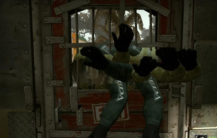 Ceda Zombies Left 4 Dead 2 GameMaps