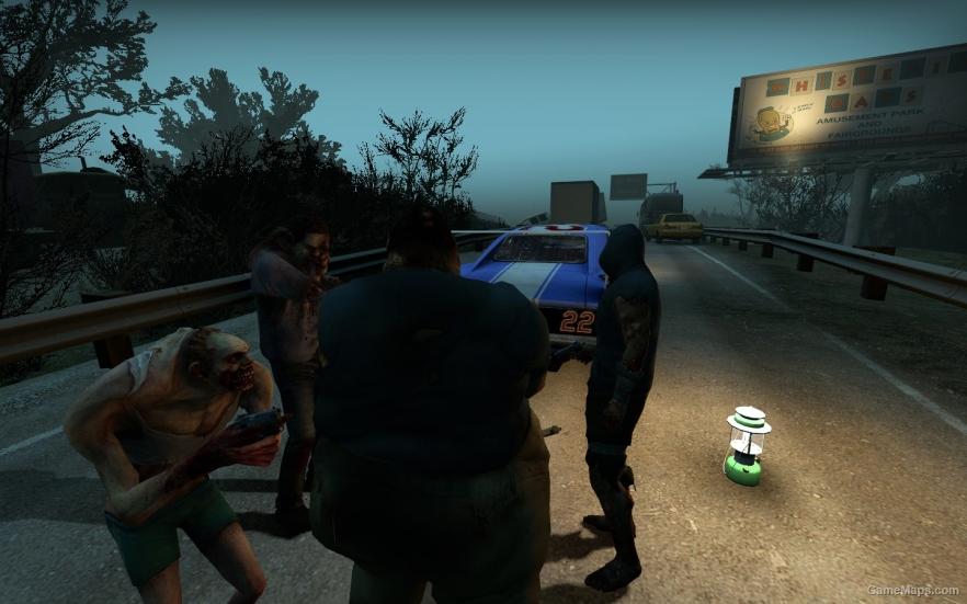 Special Infected Survivors Left 4 Dead 2 Gamemaps