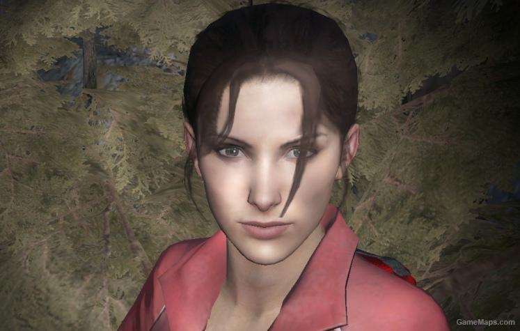 Zoey Restored Face Left 4 Dead 2 GameMaps