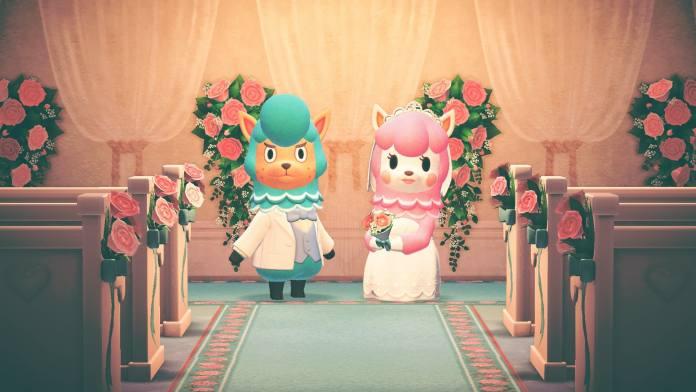 《動物之森》「六月新娘」限定婚禮主題家具、服裝、玩法率先看 遊戲動漫 撰文:李家樑 2020-05-11 18:15 最後更新日期:2020-05-18 18:26 【動物之森六月新娘】任天堂(Nintendo)Switch火熱大作《集合啦!動物森友會》(動物之森/Animal Crossing: New Horizons)更新浪接浪,將於6月推出「六月新娘」活動,讓玩家們感受結婚的幸福,看看將有哪些靚靚限定道具佈置全新家居吧! 《動物之森》將推出「六月新娘」活動。(任天堂官網) 《動物之森》將推出「六月新娘」活動。(任天堂官網) 《動物之森》將於6月1日至6月30日推出「六月新娘」活動,故事及玩法如下:(點小圖放大看) 故事講述「莉詠」和「健兆」夫婦打算在6月結婚及拍攝結婚照片。(任天堂官網) 玩家需幫忙佈置攝影棚及拍照,為兩人締造美好回憶。(任天堂官網) 「謝禮」就是婚宴中的主題道具。(任天堂官網) 雖然活動6月才開始,但有日本網站公開了限定家具及服裝及其價錢,有哪些合你心水呢? 「六月新娘」活動限定服飾。(あつまれどうぶつの森.com) 「六月新娘」活動限定服飾。(あつまれどうぶつの森.com) 「六月新娘」活動限定服飾。(あつまれどうぶつの森.com) 「六月新娘」活動限定服飾。(あつまれどうぶつの森.com) 「六月新娘」活動限定服飾。(あつまれどうぶつの森.com) 「六月新娘」活動限定道具。(あつまれどうぶつの森.com) 「六月新娘」活動限定道具。(あつまれどうぶつの森.com) +34 不過提提大家,「六月新娘」活動仍未推出,以上圖片只供參考,實際情況有待官方公布。 來源:按此 《動物之森》必備神App!預測大頭菜價格 昆蟲魚類新款即時知 【動物森友會/動物之森】手機模擬Amiibo 任選動物居民入住 《動物之森》島嶼規劃模擬器!開GAME前隨便試 設計小島超方便 《動物之森》異色花配種攻略!海外玩家整合最簡單易明方法 《動物之森》無限複製 Bug 升級? 1x1 金招財貓、金磚都得 【動物之森】日玩家疑用複製BUG 機票出事 任天堂ID ﹑Save 無晒 《動物之森》可以追女仔?《動物森友會》爆紅全因20至30歲女玩家 【慎入】網友自製《動物之森》恐怖電影有埋花絮 睇完夜晚唔敢玩 【動物森友會/動物之森】玩錯視 精緻迷你視覺錯建築 《動物森友會》連線八大惡行 無品玩家登島斷線全員攬炒 《動物之森》升級變藝術館!大都會博物館40萬展品QR code免費拎 PlayStation中國商店無限期關閉 內地網民炮轟舉報:玩遊戲像犯罪 PS5實機影片疑曝光狙擊Xbox Series X?網上熱傳真定假? PS5傳六四發布!所有新遊戲可試玩 但全面支援舊GAME仍有困難? 遊戲及電子競技 打機 動物森友會/動物之森 (動森) 任天堂Nintendo Switch Nintendo Switch Lite 任天堂Nintendo 讚好 0 我鍾意 1 我喊喇 0 笑死我 0 我嬲啊 0 讚好 我鍾意 我喊喇 笑死我 我嬲啊 你可能感興趣 Switch不用再炒!任天堂宣布恢復出貨 《動森》限定版將有大貨 精選 數碼生活 2020-04-14 動物之森/動物森友會|玩家呻8大復活節崩潰瞬間:釣極都係蛋 精選 開罐 2020-04-07 《動物之森》超靚Wallpaper免費下載!任天堂52張遊戲桌布任揀 精選 遊戲動漫 2020-05-14 香港Nintendo eShop推限時「雙game券」平過日本!低價買動物之森 精選 數碼生活 2020-04-16 任天堂官宣所有 Switch / Switch Lite主機暫停出貨!繼續熱炒? 精選 遊戲動漫 2020-04-07 動物之森/動物森友會特別版Switch主機炒天價?將再出貨免益炒家 精選 遊戲動漫 2020-03-28 《動物之森》必備神App!預測大頭菜價格 昆蟲魚類新款即時知 精選 數碼生活 2020-05-05 《動物之森》必備神器!1秒查島民種族、DIY方程式、真假藝術品 精選 遊戲動漫 2020-04-28 Switch動物之森/動物森友會島民為何超醜? 網民分析樣衰5大原因 精選 開罐 2020-04-15 仲食炒價買動森 Switch?Nintendo 官網畀你客製化主機配色! 精選 遊戲動漫 2020-03-27 動物之森│台灣故宮博物院真品免費下載 清明上河圖、翠玉白菜都有 精選 遊戲動漫 2020-05-23 【動物之森】日本玩家貼心製動森家俬大圖鑑 一文睇清你有邊款 精選 熱爆話題 2020-04-30 《動物之森》可以追女仔?《動物森友會》爆紅全因20至30歲女玩家 數碼生活 2020-05-10 Switch毋須再炒!任天堂擬大增產量至22