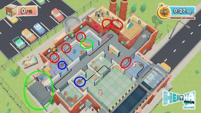【獎勵攻略】 胡鬧搬家 獎勵目標 11~20關卡完整攻略