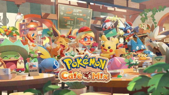 Pokémon Café Mix 任天堂寶可夢咖啡免費益智手遊 現已開放預訂中!