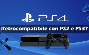 Retrocompatibilità PS4