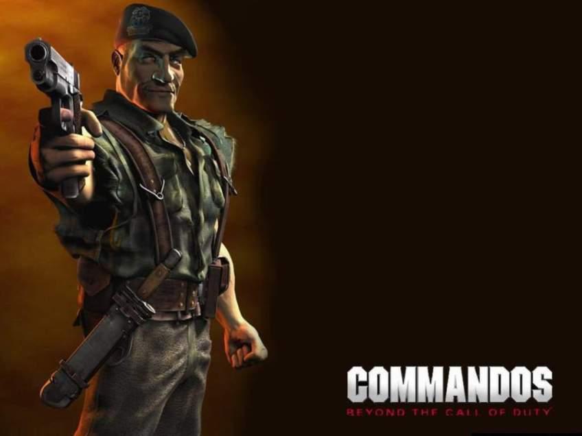 Commandos Berretto Verde